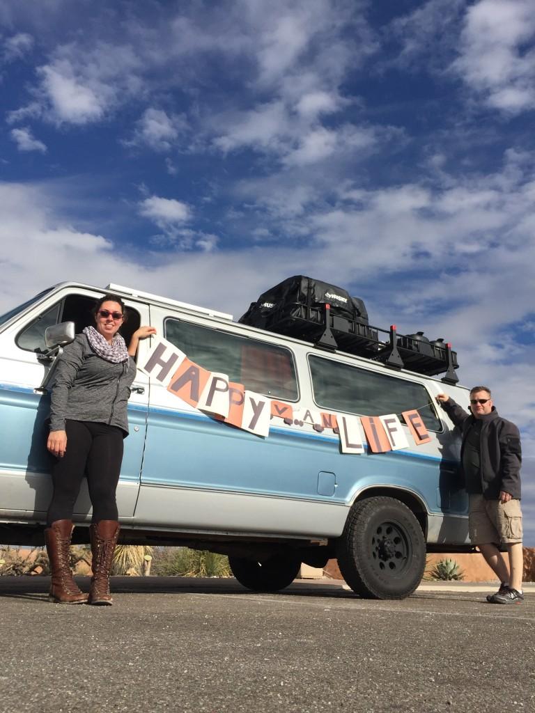 Happy Van Life!